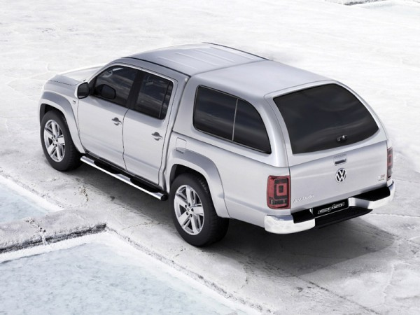 hardtop vw amarok with sliding side windows fortec gmbh 4x4. Black Bedroom Furniture Sets. Home Design Ideas