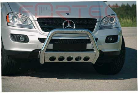 mercedes ml. Guard Plastic Mercedes ML
